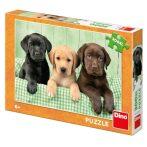 300 db-os cuki Labrador kutyás puzzle