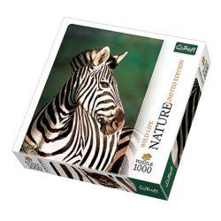 Zebrás puzzle - 1000 db