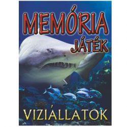 Víziállatos memóriajáték
