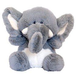 Elefánt plüss