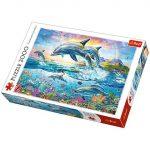 Delfines puzzle