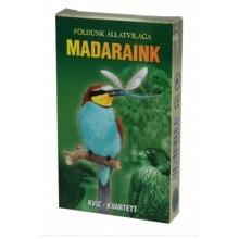 Madaras kártyajáték