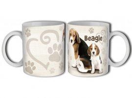 Beagle bögre