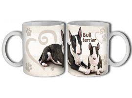 Bullterrier bögre