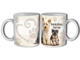 Yorkshire Terrieres bögre