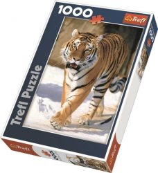 Szibériai Tigris puzzle