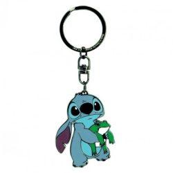 Lilo és Stitch fém kulcstartó