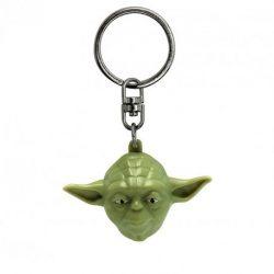 Star Wars Yoda 3D kulcstartó