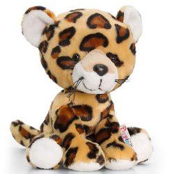 Plüss leopárd kölyök