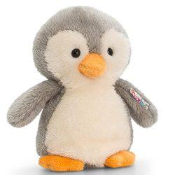 Plüss kölyök pingvin
