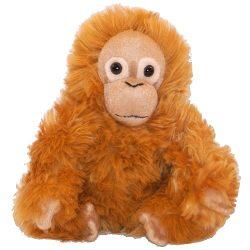 16 cm-es pihe-puha plüss orángután