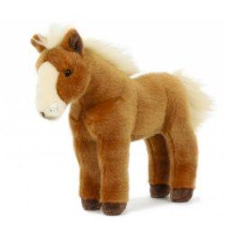 26 cm-es élethű plüss ló