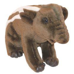 Plüss tapír