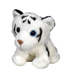 Plüss szibériai fehér tigris