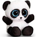 19 cm-es extra cuki, csillogó szemű plüss Panda