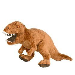 30 cm-es plüss T-rex dínó ingyenes szállítással