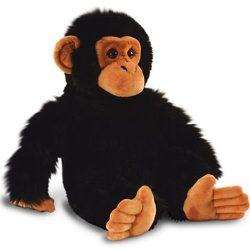 plüss csimpánz