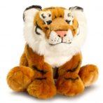Tigris plüssfigura