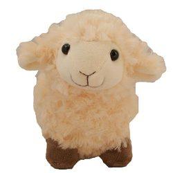 Pihe-puha bárány plüssfigura