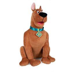 60 cm-es plüss Scooby-Doo kutyus