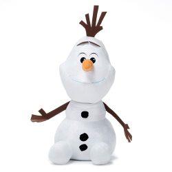 Óriás plüss Olaf a Jégvarázsból