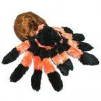36 cm-es élethű plüss tarantula pók