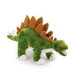 Stegoszaurusz dínó plüssfigura