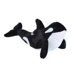 48 cm-es puha plüss Kardszárnyú delfin