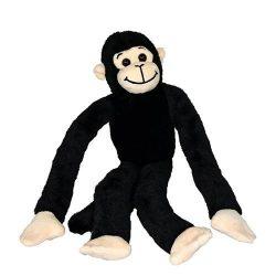 Plüss csimpánz majom