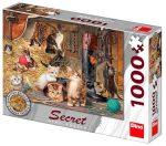 Cicás puzzle 1.000 db