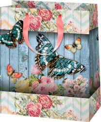pillangós ajándéktáska