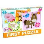 Az első puzzle-m kirakós játék kisgyermekeknek