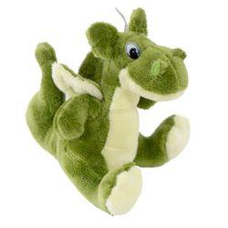 25 cm-es plüss sárkány