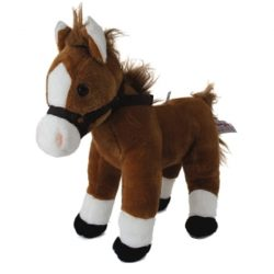 Plüss ló vágtató hanggal