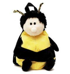 Méhecske plüss hátizsák