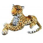 45 cm-es hasaló plüss leopárd ingyenes szállítással