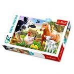 60 db-os Farm állatok puzzle