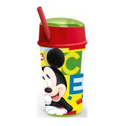Mickey egér üdítő- és snack tartó pohár