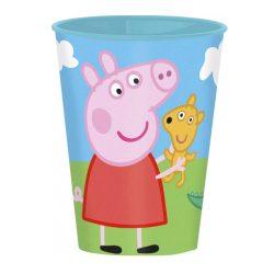 Peppa malac műanyag pohár