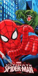 Pókember pamut törölköző