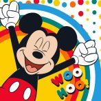 Mickey egér kéz és arc törölköző