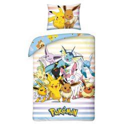 Pokémon Pikachu 100% pamut felnőtt ágyneműhuzat szett ingyenes szállítással