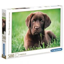500 db-os cuki kutyás puzzle