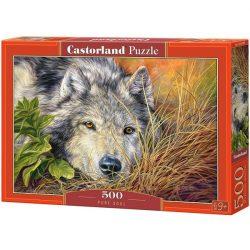 500 db-os farkas puzzle