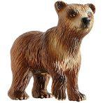 5 cm-es medve bocs játékfigura - Bullyland